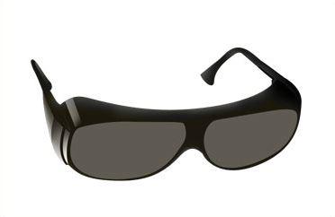 Очки защитные для врача (профессиональные) для аппарата Dermalight