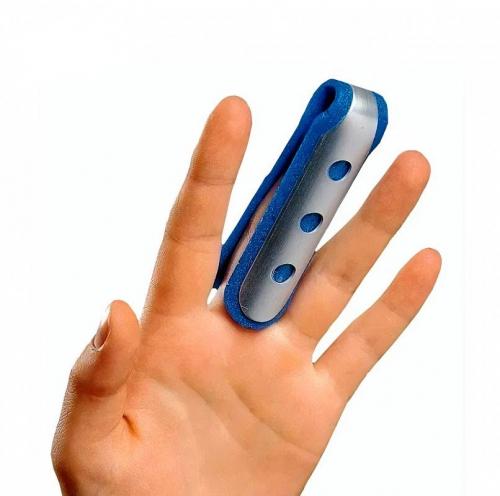 Ортезы ORTEX для консервативного лечения и реабилитации верхних конечностей: ORTEX 016А - набор шин для фиксации пальцев руки