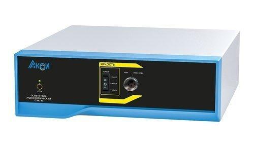 Осветитель эндоскопический с галогеновым источником света для гибкой эндоскопии ОЭКГМ – «АКСИ» ТИП 11 (150ВТ)