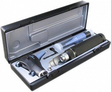 Ri-scope, отоскоп. L3, LED 3,5 В/230 В, штекерная рукоятка тип С для аккумулятора ri-accu, L