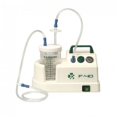 Отсасыватель для эндоскопии Fazzini F-40, 32 л/мин