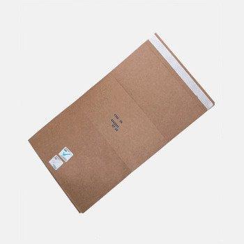 Пакет д/паровой, воздушной, этиленоксидной стерилизации бумажный (КРАФТ) КОРИЧНЕВЫЙ самоклеящийся 100х250 (100 шт) 03-142к