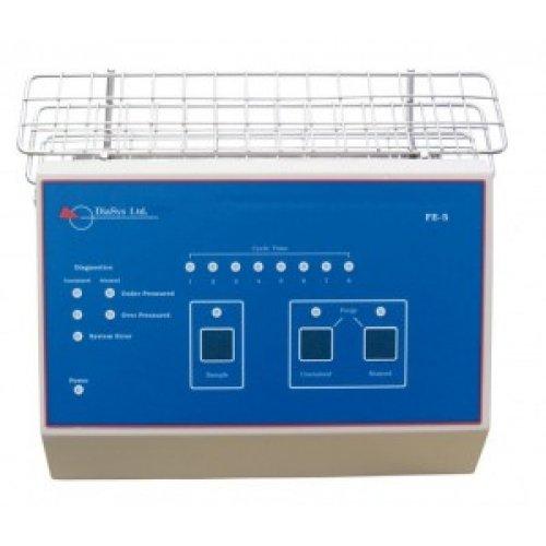 Станция для микроскопии биоматериала FE-5, автоматизированное рабочее место для паразитолога