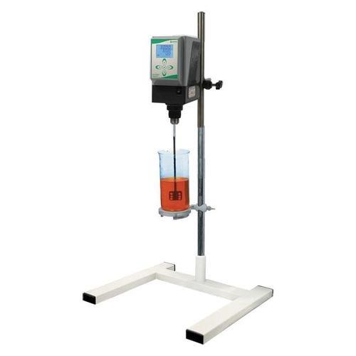 Перемешивающее устройство ПЭ-8100 со штативом ES-2720, верхний привод