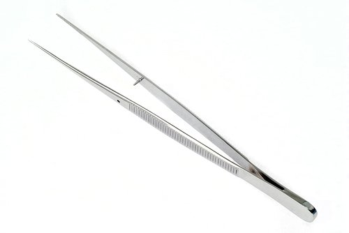 Пинцет: Medical  анатомический глазной, прямой. 150*0,6 мм