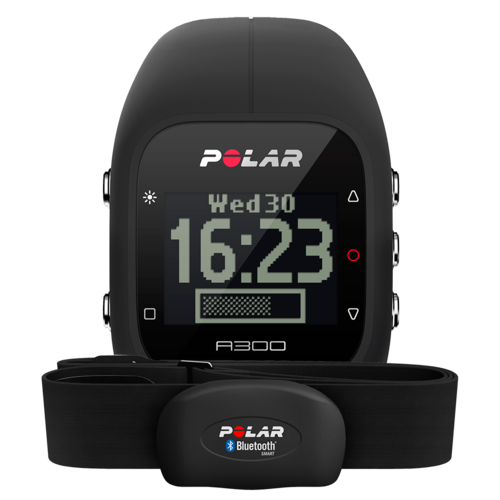 Пульсометр Polar A300 black HR