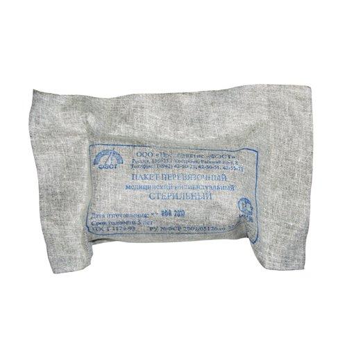Пакет перевязочный индивидуальный ИПП -1 (стерильный)