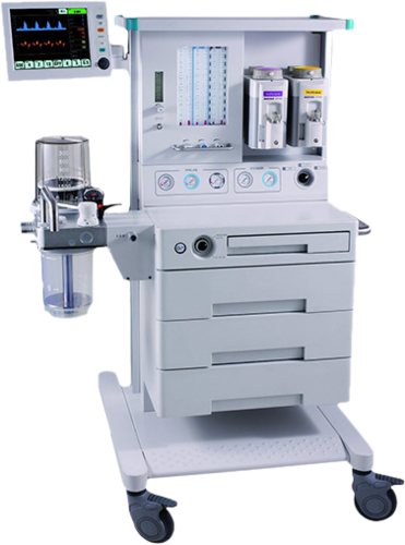 Аппарат наркозно-дыхательный Practice 3700