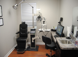 Оснащение кабинета оптометриста