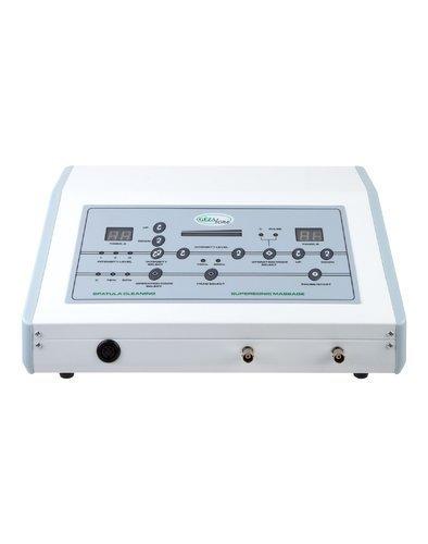 Профессиональный аппарат  ультразвуковой чистки и фонофореза  Bio Sonic - Wave beauty skin care Gezatone