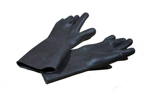 Перчатки рентгенозащитные латекстные, пара (Россия) Pb=0,25