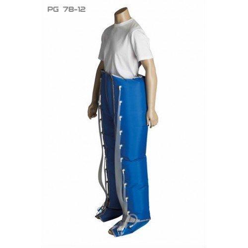 Манжета 12-секционная - Комбинезон для Pulsepress, макс. обхват в талии 130 см, макс. обхват ноги 80 см