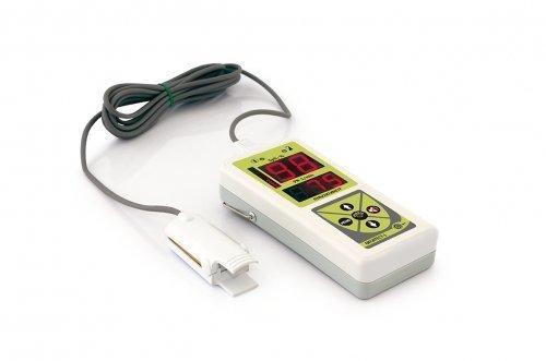Пульсоксиметр портативный Окситест - 1, сетевой адаптер, взрослый