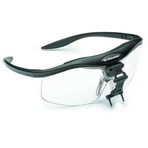 Рамка на очки с креплением для луп чёрная пр-ва Riester