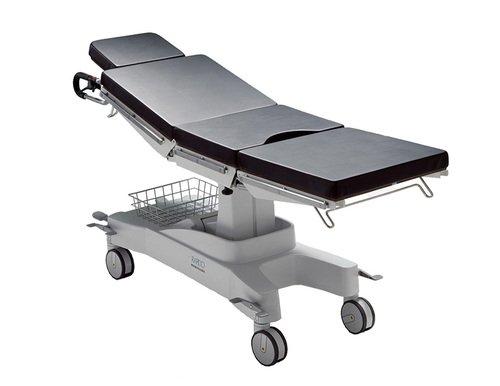 Merivaara RAPIDO 1860, операционный стол с пневмогидравлическим приводом с односекционной ножной секцией