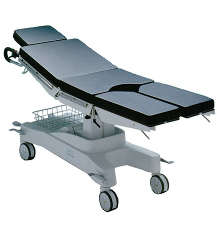 Merivaara RAPIDO 1860, операционный стол с пневмогидравлическим приводом с разделенной ножной секцией