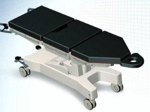 Merivaara RAPIDO 1865, операционный стол с пневмогидравлическим приводом для плановой хирургии, ЛОР и  офтальмологических операций