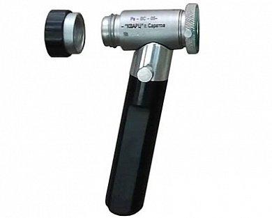 Ручка для проктоскопа со встроенным световодом