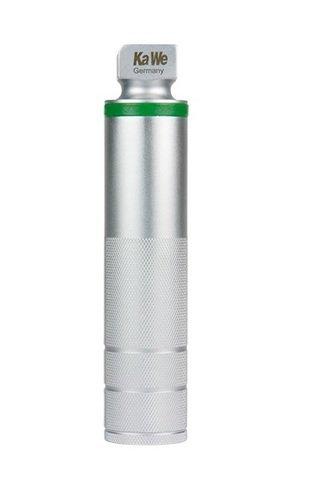Рукоятка для ларингоскопов средняя для F.O. ксенон 2,5v  пр-ва KaWe