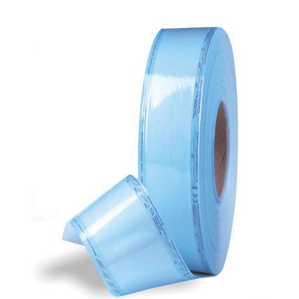 Рулон для стерилизации комбинированный, плоский, 7,5*200 мм