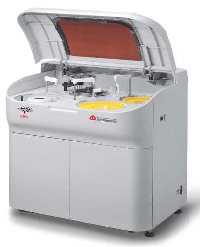 Автоматический анализатор Sapphire 800, напольный высокопроизводительный