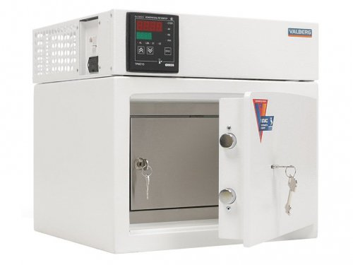 Сейф-термостат фармацевт. TS - 3/12 мод. ASK-30 дверь металл, с замком