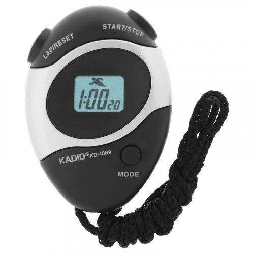 Секундомер электронный Kadio KD-1069 5*2,1 отсечка