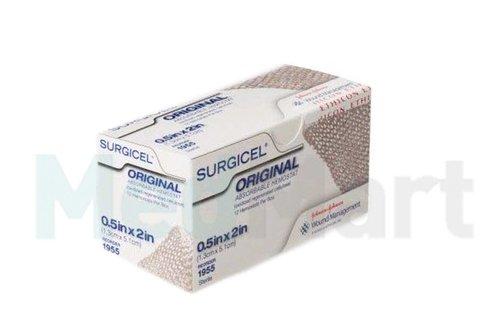 Гемостатический материал Серджисел (Surgicel) 5х7.5см, производства Ethicon