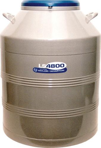 Криохранилище для хранения большого кол-ва пробирок в штативах LS 4800