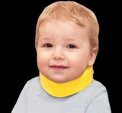 Бандаж Шанца для легкой фиксации шейного отдела позвон. для новорожд.