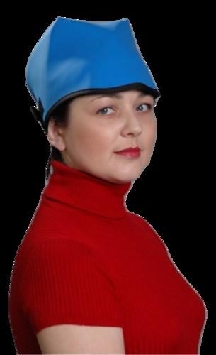 Тяжелая защитная шапочка РЕНЕКС ШР-0.35 Pb 0.35/100 КИСЗ РЕНЕКС по ТУ 9398-010-21009821-2004