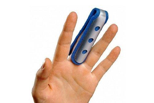 Шина для фиксации пальцев руки ORTEX 016F №2 115 мм