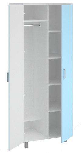 АСК ШК.37.00 белый шкаф для одежды