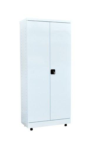Меделия, металлический с ригельным поворотным замком шкаф для белья