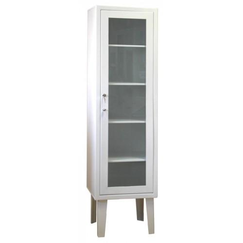 ШМ 1-1 сталь, шкаф для медикаментов и инструментов
