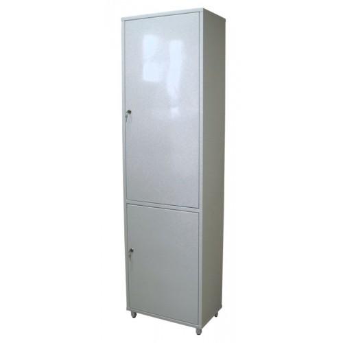 ШМ 1-2М А1 металл, шкаф для медикаментов и инструментов