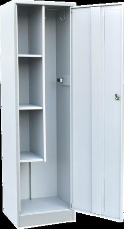 Шкаф для уборочного инвентаря АСК ШК.12.00 (мод.1)