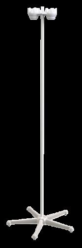 Штатив ШВ-01-МСК (317) для вливаний, 5 опор, телескопический