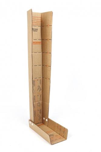 Шина транспортная иммобилизационная однократного применения для детей для нижней конечности ШТИДН-02