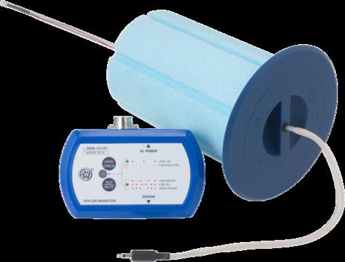 Система сигнализации о низком уровне азота для модели LS 750