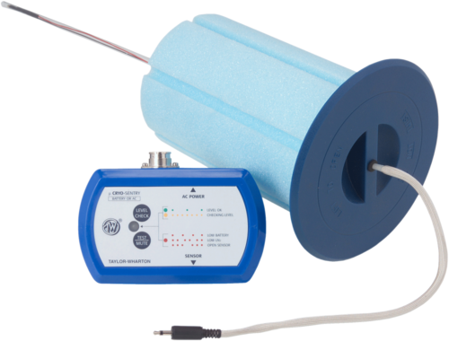 Система сигнализации о низком уровне азота для моделей серии HC, VHC