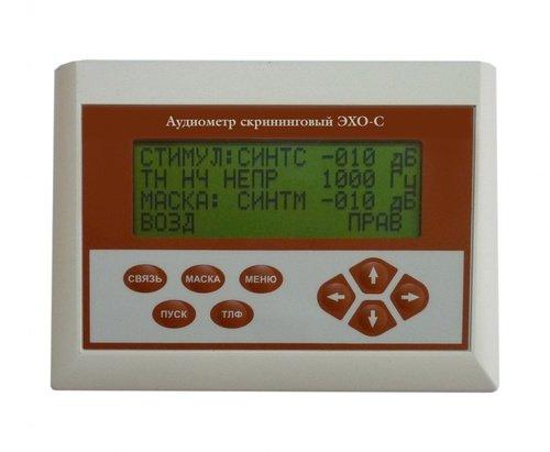 Скрининговый аудиометр ЭХО-С01