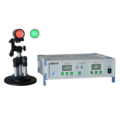 Аппарат лазерный офтальмотерапевтический для лечения амблиопии и рефракционных заболеваний «Спекл-М»
