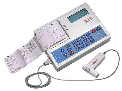 Спирометр SPIROVIT SP-1 Memory (калибровочный насос, комплект  загубников, комплект фильтров), п-ва Швейцария