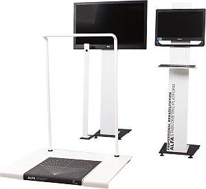 Стабилоплатформа ALFA (стабилограф, постурограф, стабилометрическая платформа, динамометрическая платформа)