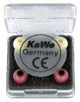 KaWe Киндер-Престиж из нержавеющей стали красный медицинский стетоскоп