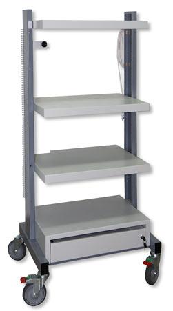 Стойка медицинская приборная СМП-01