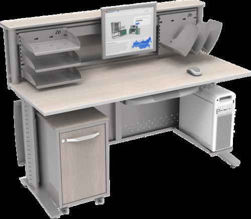 Офисная мебель ИЗ НАБОРА МЕДИЦИНСКОЙ МЕБЕЛИ, ДЛЯ ОСНАЩЕНИЯ КАБИНЕТА (Набор стола №1)