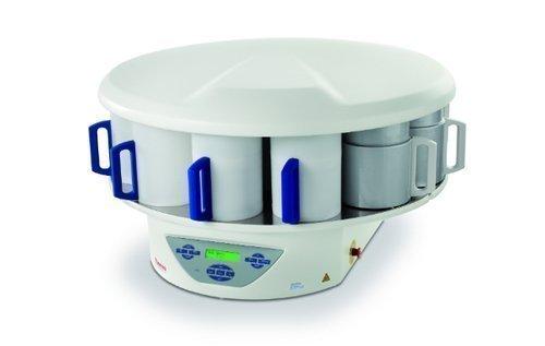 STР 120-2 Автомат для гистологической обработки тканей карусельного типа