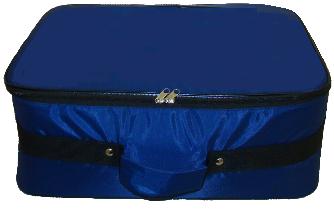Сумка для укладки первой помощи исп. 1, синяя, 400*250*300 мм